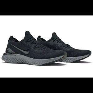 Nike Epic React Flyknit 2 Black Anthracite BQ8928